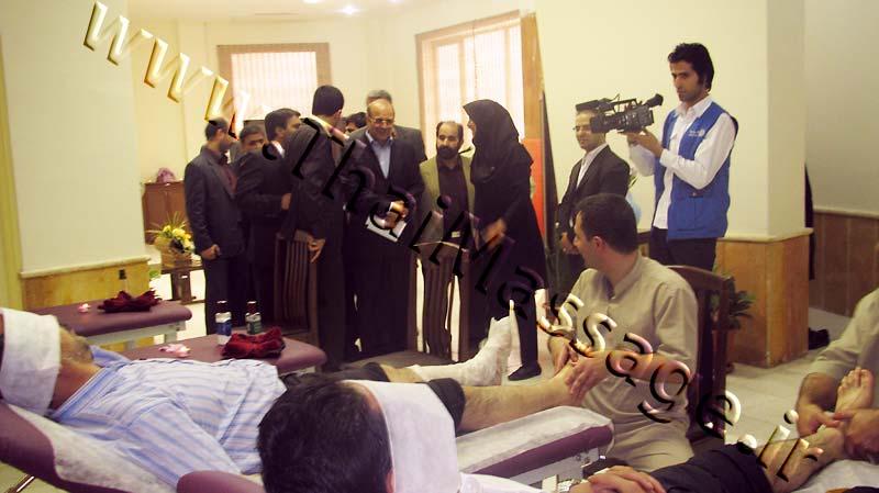ماساژ در تهران